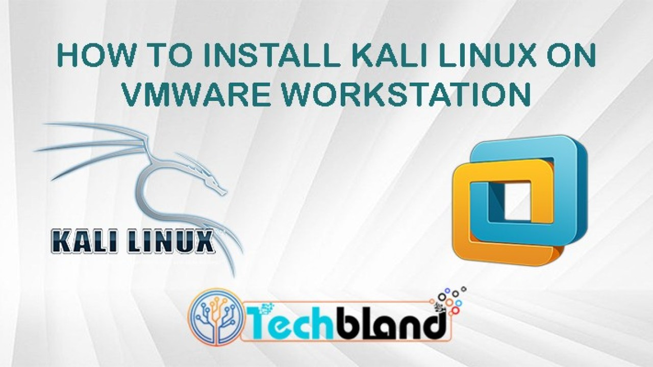How to Install Kali Linux On VMware Workstation – Step by Step