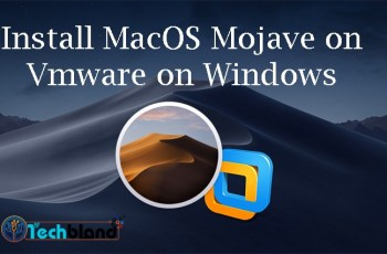 install macos mojave on vmware