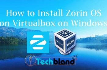 install zorinos on virtualbox on windows