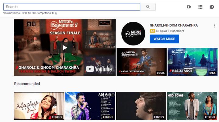 best websites youtube streaming