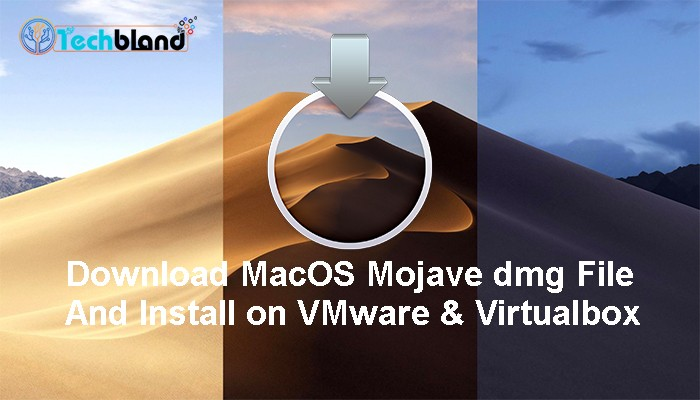 download mac os image for vmware