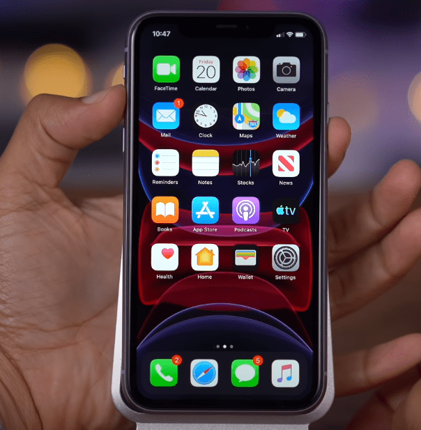 How to Soft reset iPhone 11