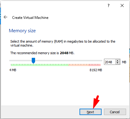 Windows 10 Memory Size