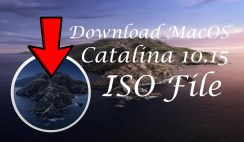 How to Download MacOS Catalina 10.15 ISO File?