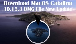 Download MacOS Catalina 10.15.3 DMG File [New Release Update]