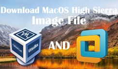 Download MacOS High Sierra Image File for Virtualbox & VMware