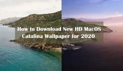 How to Download New HD MacOS Catalina Wallpaper for 2020?