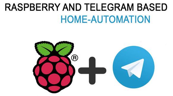 TelePi - Control your pi with Tlegram Bot