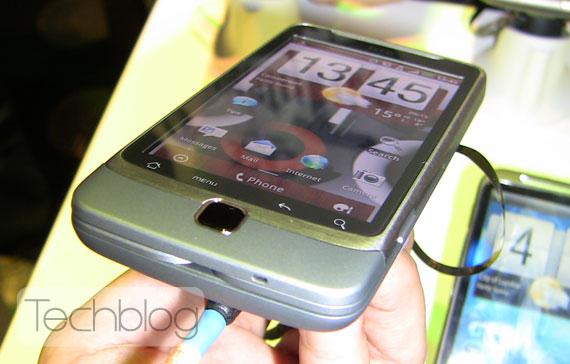HTC Desire Z Techblog.gr