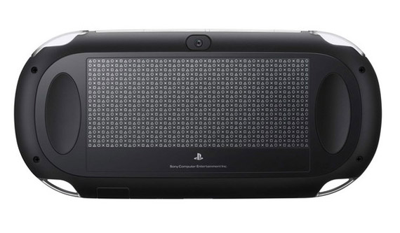 Sony NGP Next Generation Portable Entertainment System