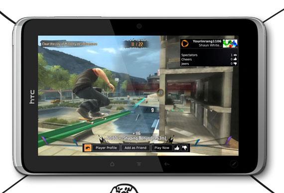 HTC Flyer Tablet