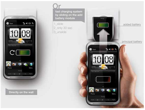 HTC Autonome, Concept smartphone
