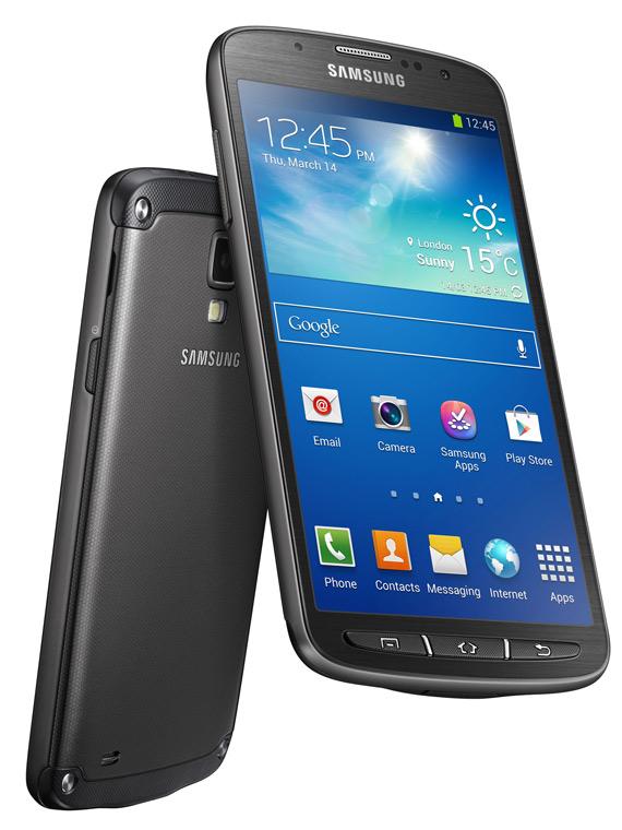 Samsung Galaxy S4 Active πλήρη τεχνικά χαρακτηριστικά και αναβαθμίσεις