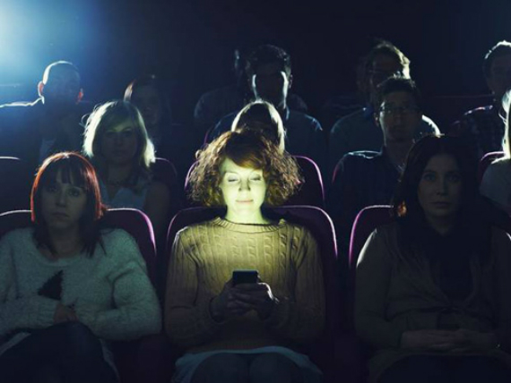smartphone cinema