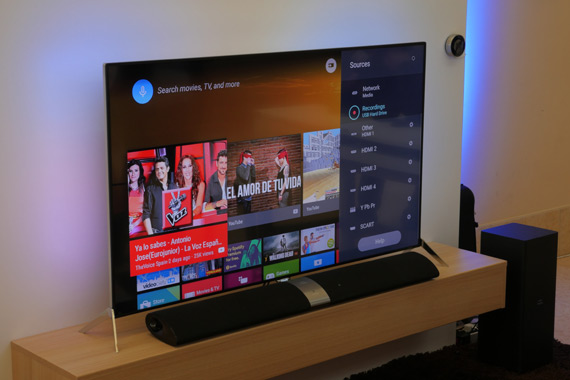 Philips-Android TV 2015 lineup