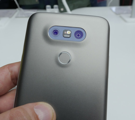 LG G5 hands-on MWC 2016