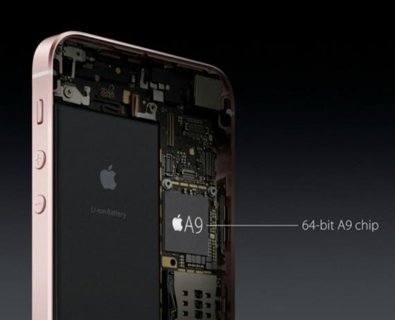 iiPhone SE revealed