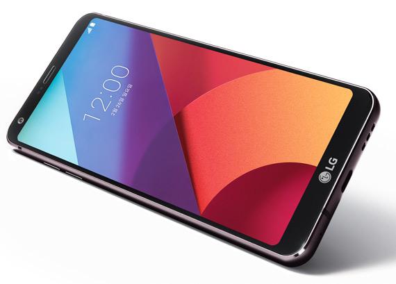 LG G6 revealed 6