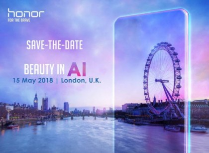 huawei honor 15 may invitation