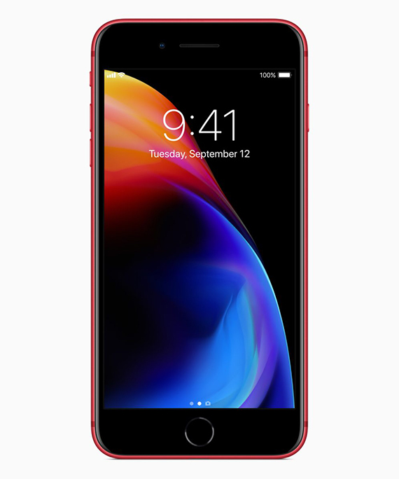 iphone8 8plus productRed 4