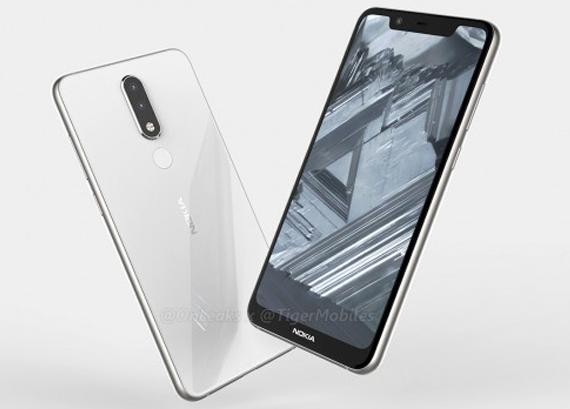 Nokia X5/5.1 Plus
