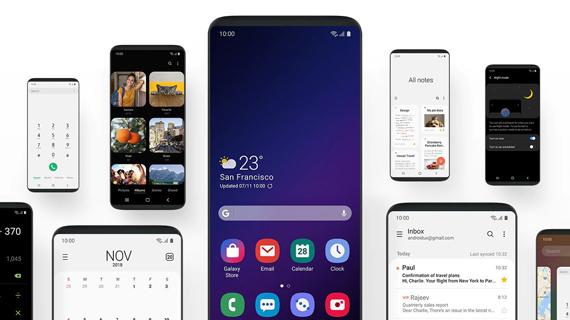 Σχεδόν έτοιμη η αναβάθμιση Android 9 Pie για Galaxy Note 8, Galaxy S8 και Galaxy S8+