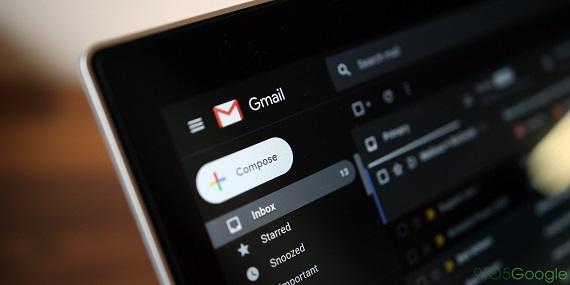 Gmail: Νέες επιλογές στο μενού με δεξί κλικ