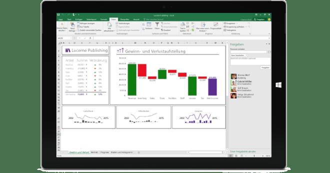 Excel Diagramm