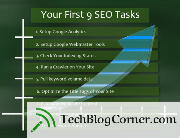 https://i1.wp.com/techblogcorner.com/wp-content/uploads/2014/05/Your-First-9-SEO-Tasks.png?resize=580%2C444