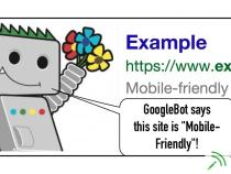 Warning message by Google,If you are not using Mobile-friendly sites
