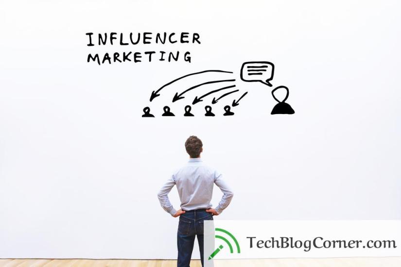 Influencer marketing -techblogcorner