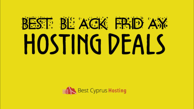 black friday web hosting deals best cyprus hosting