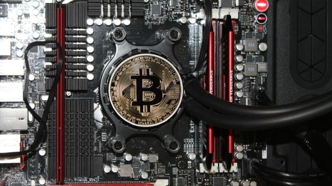 crypto-mining