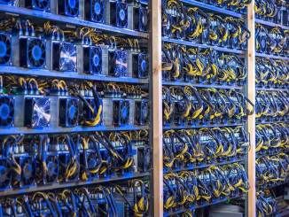 crypto mining forbiden in china factrory