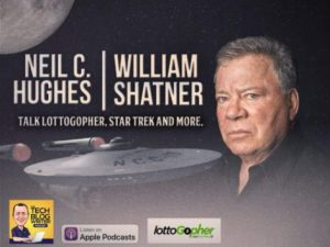 William Shatner Tech Blog Writer Podcast