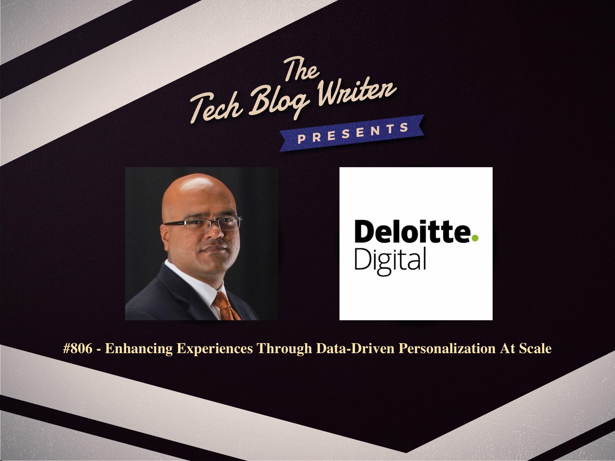Deloitte Digital - Enhancing Experiences Through Personalization