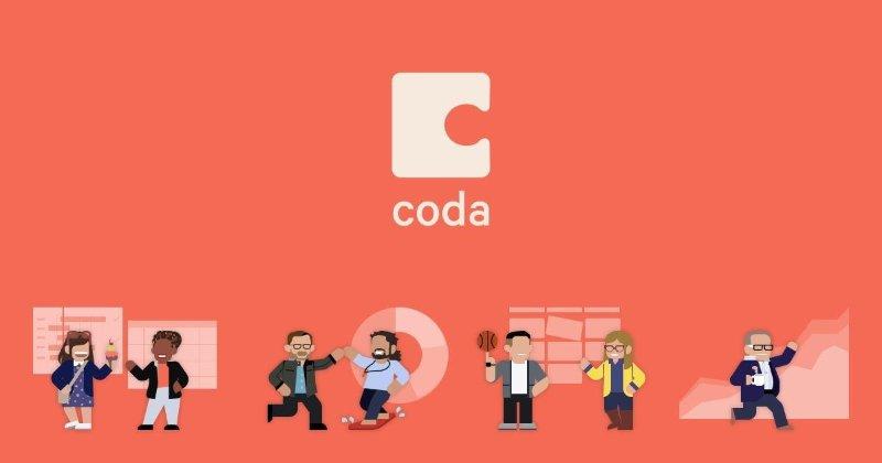 شركة Coda - موظفون سابقون في جوجل
