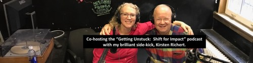 Getting Unstuck Shift For Impact Neil C. Hughes