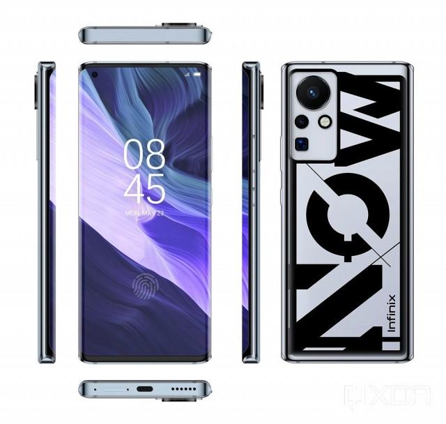 Infinix 160W charging phone