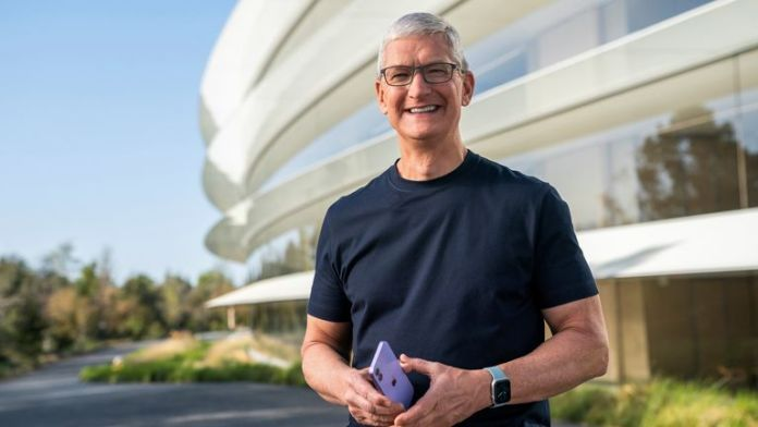 Tim Cook talks about Artificial Intelligence