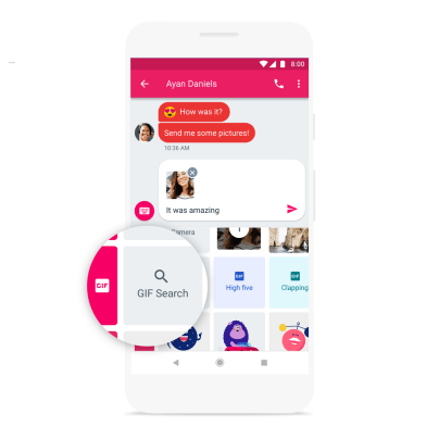 Android Messages 01