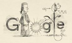 287º aniversário de Jan Ingenhousz