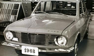 Ford Corcel 1968