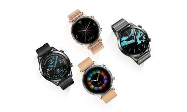 Relógio Huawei Watch GT 2 e fones FreeBuds 3 estreiam no Brasil