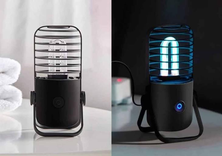 Xiaomi  lança luminária que pretende combater Coronavírus