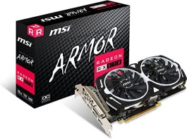 Amazon discount MSI Radeon RX 570 Armor is over 50% off and Today's best deals