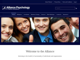 Alliance Psychology & Trauma Consultants