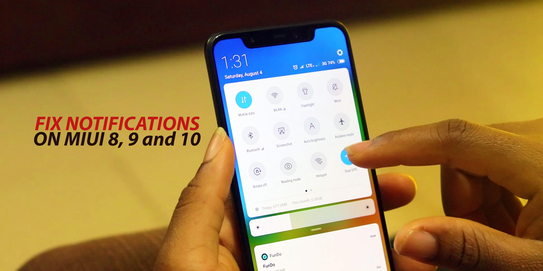 Fix Push Notifications Issues On Xiaomi's MIUI | TechBukka