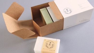 Photo of Personalized soap packaging boxes market your soap brand