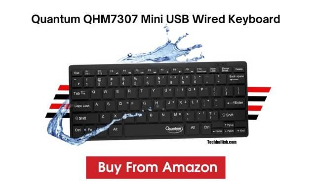 mini keyboard under 500-Quantum-QHM-7307-USB-Wired-Keyboard